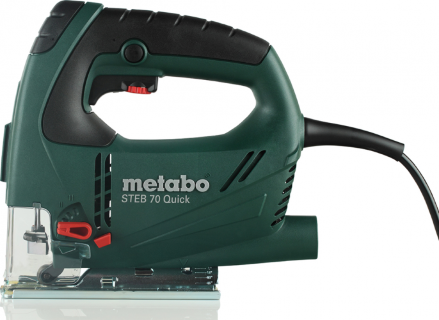 Электролобзик Metabo STEB 70 Quick кейс